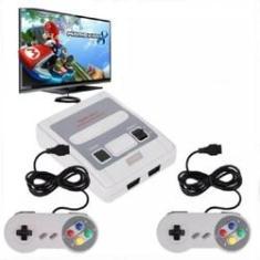 Imagem de Vídeo Game Console Clássico Retro Com 620 Jogos