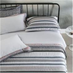Imagem de jogo de cama queen buddemeyer 180 fios 100% algodão petit floral
