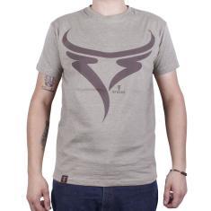 Imagem de Camiseta Toro Mascote - Mescla Bege
