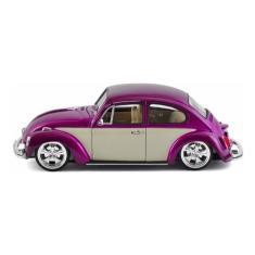 Imagem de Miniatura 1:24 - Volkswagen Fusca (hard-top) - Welly