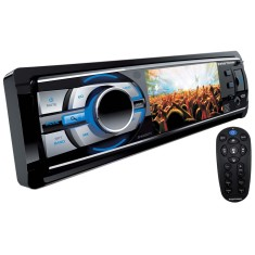 "DVD Player Automotivo Pósitron 3 "" SP4650DTV"