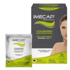 Imecap rejuvenescedor ( colágeno hidrolisado Verisol e ácido hialurônico)