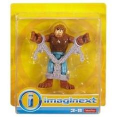 Imagem de Imaginext Mini Figura Lobisomem acorrentado- Fisher Price - Mattel