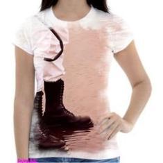 Imagem de Camiseta Camisa Feminina Orange Laranja Mecanica 22
