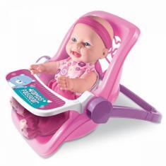 Imagem de Boneca Bebê Sapekinha Bebe Conforto Milk