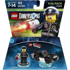 Imagem de Lego Dimensions Fun Pack - Bad Cop 71213