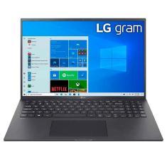 """Imagem de Notebook LG Gram 16Z90P-G.BH71P1 Intel Core i7 1165G7 16"""" 16GB SSD 256 GB 11ª Geração Windows 10"""