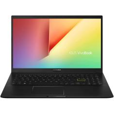 "Imagem de Notebook Asus VivoBook 15 K513EQ-EJ207T Intel Core i7 1165G7 15,6"" 16GB SSD 512 GB GeForce MX350"