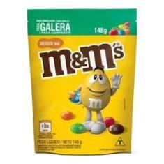 Imagem de Confeitos De Chocolate M&m Amendoim 148gr