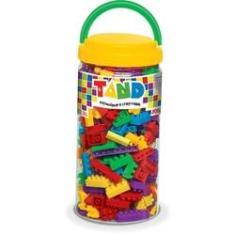 Imagem de Brinquedo Para Montar Tand 300 Pecas POTE Toyster