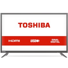 "TV LED 32"" Toshiba 32L1700 2 HDMI"