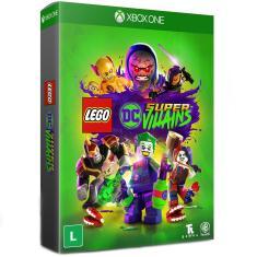 Jogo Lego DC Super Vilões Xbox One Warner Bros