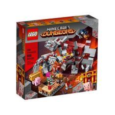 Imagem de LEGO Minecraft O Combate de Redstone 504 Peças - 21163