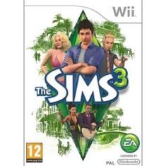 Jogo The Sims 3 Wii EA