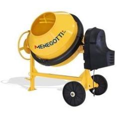 Imagem de Betoneira 400 litros com motor 2 hp monofásico e kit segurança - Prime - Menegotti