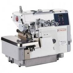 Imagem de Máquina De Costura Industrial Overlock Singer 314G-131M04E Com Motor Direct Drive