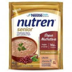 Imagem de Nutren Senior Sopa Feijão e Carne Complemento Alimentar 40g