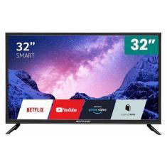 """Imagem de Smart TV LED 32"""" Multilaser TL036 2 HDMI USB"""