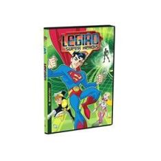 Imagem de DVD Legião Dos Super-Heróis VOL 1 - WARNER
