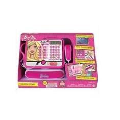 Imagem de Caixa Registradora  Barbie - Fun Toys