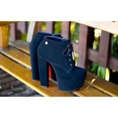 Imagem de Ankle Boot Nobuck  DME181310101 Numeração Especial