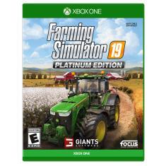 Imagem de Jogo Farming Simulator 19 Xbox One Giants Software