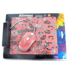 Mouse Óptico USB 607278 - Maxprint
