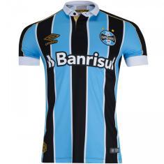 Camisa Torcedor Grêmio I 2019/20 Umbro
