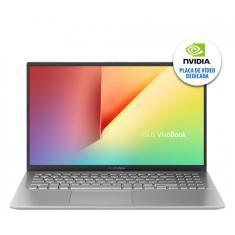 "Notebook Asus VivoBook X512FJ Intel Core i5 8265U 15,6"" 8GB HD 1 TB GeForce MX230 8ª Geração"