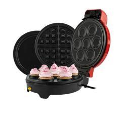 Imagem de Máquina Cupcakes Crepeira E Waffle Mickey Mallory 5 Em 1