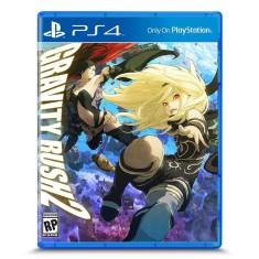 Jogo Gravity Rush 2 PS4 Sony