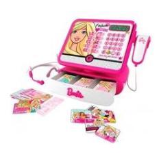 Imagem de Caixa Registradora da Barbie - Fashion Store - Original Fun