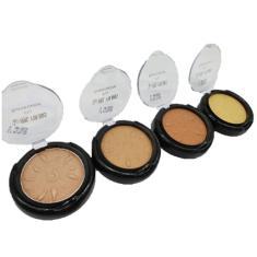 Imagem de Pó Iluminador Bronzeador Diversas Cores Peles Maquiagem Mil Folhas