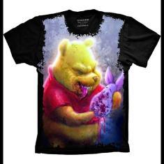 Imagem de Camiseta Ursinho Pooh bad