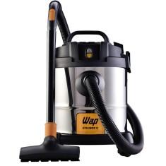 Aspirador de Pó e Água Profissional Wap GTW Inox 12