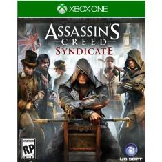 Jogo Assassin's Creed Syndicate Xbox One Ubisoft