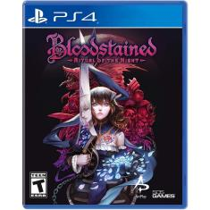 Jogo Bloodstained Ritual Of The Night PS4 505 Games