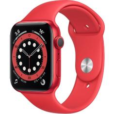 Smartwatch Apple Watch Series 6 Vermelho 44,0 mm