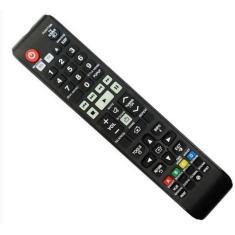 Imagem de Controle Remoto Home Theater Samsung Ht-f5525wk/zd Compatível