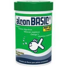 Imagem de Ração Alcon Basic Flocos 150g