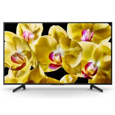 "Smart TV LED 65"" Sony X805G 4K HDR XBR-65X805G"