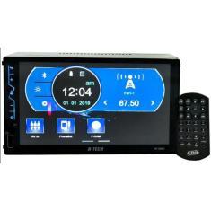 "Central Multimídia Automotiva H-Tech 7 "" HT-3020 Touchscreen Bluetooth"