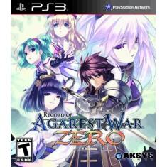 Jogo Record of Agarest War Zero PlayStation 3 Aksys Games