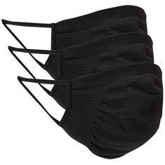 Imagem de Kit com 3 Máscaras Microfibra Trifil,  Único