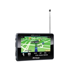 "GPS Automotivo Multilaser Tracker TV GP012 4,3 "" TV Digital"