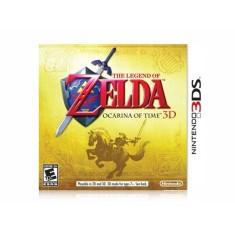 Jogo The Legend of Zelda Ocarina of Time Nintendo 3DS