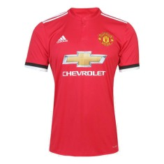 612648d07f Camisa Manchester United I 2017 18 Torcedor Masculino Adidas