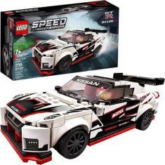 Imagem de Lego Speed Champions Nissan Gt-r Nismo Com 298 Peças