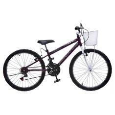 9d77ffc38 Bicicleta Colli Bikes Aro 24 21 Marchas Allegra City 113