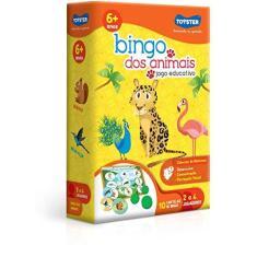 Imagem de Jogo Educativo Bingo Dos Animais Toyster 2663